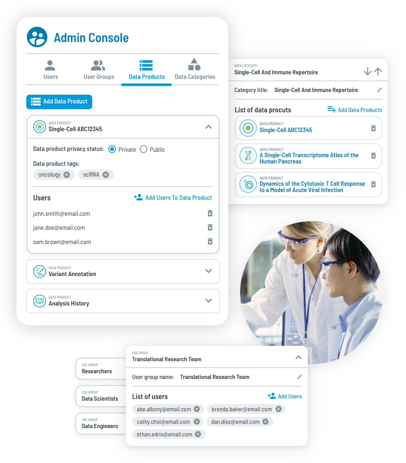 tag.bio clinical data management